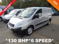2013 PEUGEOT EXPERT 2.0 HDI 1000 L1H1 PROFESSIONAL 130 BHP 6 Speed *AIR CON* £5995.00