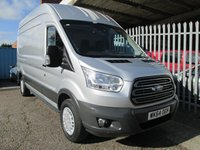 2014 FORD TRANSIT 350 L3 H3 LWB High roof RWD TREND 155 PS *AIR CON* £SOLD