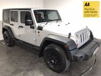 2009 JEEP WRANGLER 2.8 SPORT UNLIMITED 4d 174 BHP £12995.00