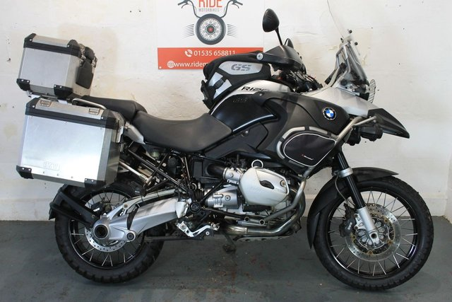 2007 07 BMW R1200GS ADVENTURE 11798cc