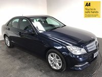 2013 MERCEDES-BENZ C CLASS 2.1 C220 CDI BLUEEFFICIENCY EXECUTIVE SE 4d AUTO 168 BHP £10000.00