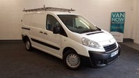 2012 PEUGEOT EXPERT 2.0 HDI 1000 130 BHP Bluetooth AUX USB+One Owner+3 Seats+Full Service History+ £5990.00