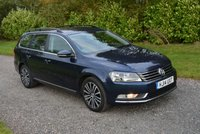 2014 VOLKSWAGEN PASSAT 2.0 EXECUTIVE TDI BLUEMOTION TECHNOLOGY 5d 139 BHP £9495.00