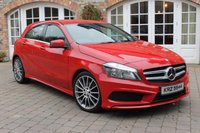 2013 MERCEDES-BENZ A CLASS 1.5 A180 CDI BLUEEFFICIENCY AMG SPORT 5d 109 BHP £12650.00