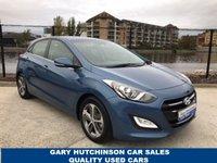 2015 HYUNDAI I30 CRDI SE NAV BLUE DRIVE £9750.00