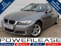 USED 2011 61 BMW 3 SERIES 2.0 318D ES TOURING 5d 141 BHP BLACK FRIDAY WEEKEND EVENT, FSH STOP/START AUX IN £30 TAX