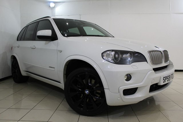 View our 2009 59 BMW X5 3.0 XDRIVE35D M SPORT 5DR 282 BHP