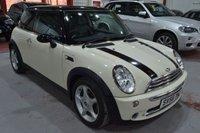 USED 2006 56 MINI HATCH COOPER 1.6 COOPER 3d AUTO 114 BHP