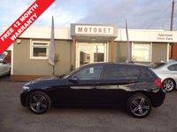 2012 BMW 1 SERIES 2.0 118D SPORT 5DR HATCHBACK 141 BHP DIESEL £9700.00