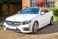 USED 2017 67 MERCEDES-BENZ E-CLASS 2.0 E 300 AMG LINE PREMIUM 2d AUTO 241 BHP PREMIUM PACK & NIGHT PACK!