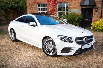 2017 MERCEDES-BENZ E CLASS 2.0 E 300 AMG LINE PREMIUM 2d AUTO 241 BHP PREMIUM PACK & NIGHT PACK! £46995.00