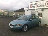USED 2007 57 VOLVO C30 2.4 I SE 3d 168 BHP £19 PER WEEK OVER 4 YEARS, SEE FINANCE LINK BELOW