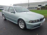 2000 BMW 5 SERIES 2.5 525I SE 4d AUTO 190 BHP £1290.00