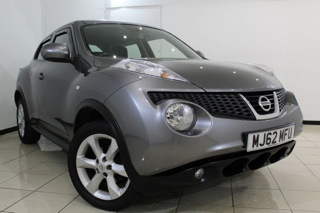 View our 2013 62 NISSAN JUKE 1.6 ACENTA 5DR 117 BHP