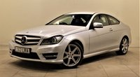 USED 2012 62 MERCEDES-BENZ C-CLASS 2.1 C220 CDI BLUEEFFICIENCY AMG SPORT 2d AUTO 170 BHP + 2 PREVIOUS OWNER  +  EXCELLENT CONDITION