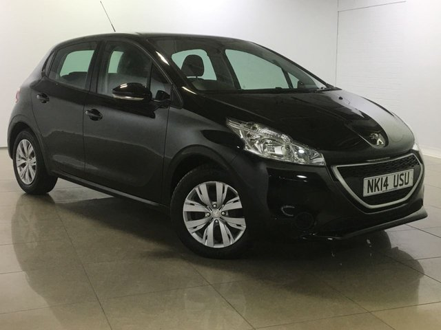 View our 2014 14 PEUGEOT 208 1.4 HDI ACCESS PLUS 5d 68 BHP
