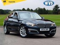 2014 BMW 3 SERIES 2.0 318D MODERN GRAN TURISMO 5d 141 BHP £13999.00