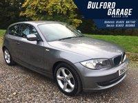 2009 BMW 1 SERIES 2.0 116I SPORT 3d 121 BHP £5975.00