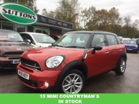 2015 MINI COUNTRYMAN 2.0 COOPER SD 5d 141 BHP £13489.00