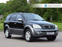 2005 KIA SORENTO 2.5 XE CRDI 5d AUTO 139 BHP £2995.00