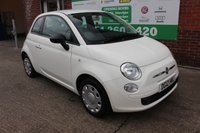 USED 2012 12 FIAT 500 1.2 POP 3d 69 BHP +LOW Tax Band +Reserve Now for £100.