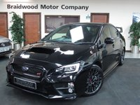 2014 SUBARU WRX 2.5 STI TYPE UK 4d 300 BHP £19250.00