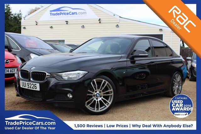 View our 2014 14 BMW 3 SERIES 2.0 320D M SPORT 4d 181 BHP