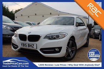 2015 BMW 2 SERIES}