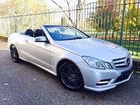 2012 MERCEDES-BENZ E CLASS 2.1 E220 CDI BLUEEFFICIENCY SPORT 2d 170 BHP £15800.00