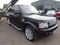 2012 LAND ROVER DISCOVERY 3.0 4 SDV6 HSE 5d AUTO 255 BHP £24990.00