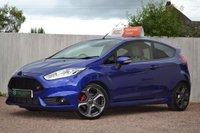 2016 FORD FIESTA 1.6 ST-3 3d 180 BHP £14000.00