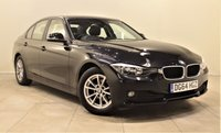 USED 2014 64 BMW 3 SERIES 2.0 320D EFFICIENTDYNAMICS BUSINESS 4d 161 BHP + 1 OWNER FROM NEW  + LOW MILEAGE + AIR CON + AUX + BLUETOOTH