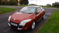 USED 2009 59 RENAULT MEGANE 1.9 PRIVILEGE DCI 2d 130 BHP Sat Nav,Leather,Cruise,Parking Sensors,Very Clean
