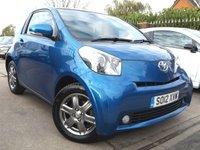 2012 TOYOTA IQ 1.0 VVT-I IQ2 3d 68 BHP £4495.00