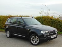 USED 2006 56 BMW X3 2.0 D SE 5d 12 MONTHS FREE AA MEMBERSHIP