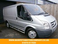 2010 FORD TRANSIT 2.2 280 TREND LR 1d 115 BHP £5995.00