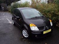 2005 RENAULT MODUS 1.6 DYNAMIQUE 16V 5d AUTO 113 BHP £2488.00