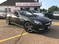 USED 2012 62 MERCEDES-BENZ SLK SLK250 CDi BlueEfficiency AMG Sport 2 door Automatic Diesel