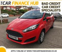 2013 FORD FIESTA STYLE TDCI £6295.00