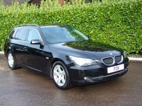 2009 BMW 5 SERIES 2.0 520D SE TOURING 5d 175 BHP £4975.00