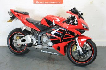 View our HONDA CBR 600 RR3