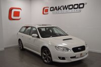 2009 SUBARU LEGACY 2.0 REN SPORTS TOURER BOXER AWD 5d 150 BHP £SOLD