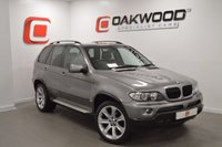 USED 2007 07 BMW X5 3.0 D 5d AUTO 215 BHP *PANORAMIC SUNROOF* LARGE PAN ROOF