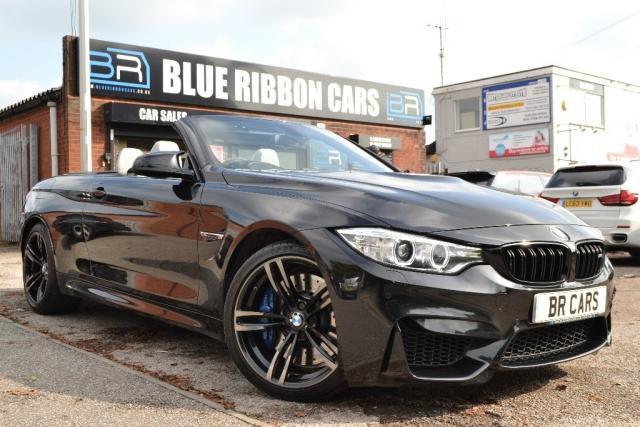 2015 15 BMW M4 3.0 DCT 2dr (start/stop)