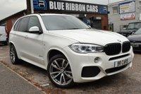 2014 BMW X5 3.0 30d M Sport xDrive 5dr (start/stop) £28990.00