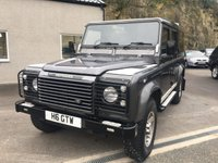 2003 LAND ROVER DEFENDER 2.5 110 TD5 COUNTY STATION WAGON 5d 120 BHP £16495.00