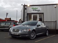 USED 2008 08 JAGUAR XF 2.7 LUXURY V6 4d 204 BHP Full Service History 8 Stamps
