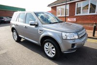 USED 2011 61 LAND ROVER FREELANDER 2 2.2 SD4 HSE 5d AUTO 190 BHP FULL MAIN DEALER SERVICE HISTORY
