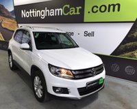 2013 VOLKSWAGEN TIGUAN MATCH TDI BLUEMOTION TECHNOLOGY 4MOTION £13795.00
