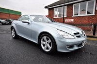 USED 2008 08 MERCEDES-BENZ SLK 3.0 SLK280 2d AUTO 231 BHP HEATED CREAM LEATHER SEATS